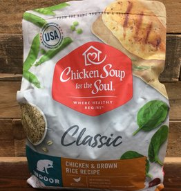 Chicken Soup for the Soul Chicken Soup Cat Indoor 4.5#