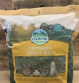 OXBOW ANIMAL HEALTH Oxbow Hay 40 OZ. ORCHARD GRASS