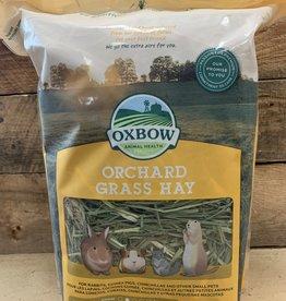 OXBOW ANIMAL HEALTH Oxbow Hay 15oz ORCHARD GRASS