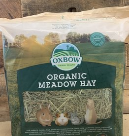OXBOW ANIMAL HEALTH Oxbow Hay Organic Meadow 40 oz