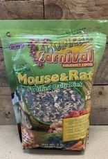 FM Brown 2lb tropical carnival mouse rat food