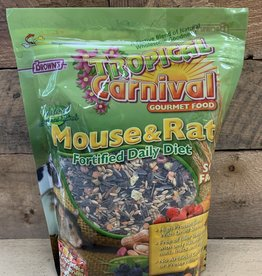 FM Brown 2lb tropical carnival mouse rat food