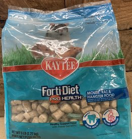 KAYTEE 5lb forti diet prohealth mouse rat