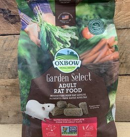 OXBOW ANIMAL HEALTH Oxbow Garden Select 2.5# Adult Rat