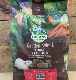 OXBOW ANIMAL HEALTH oxbow garden select adult rat 2.5 lb