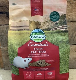 OXBOW ANIMAL HEALTH Oxbow 3 LB. REGAL RAT ADULT FEED