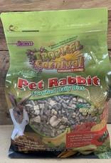 Fm Browns 4lb tropical carnival rabbit food