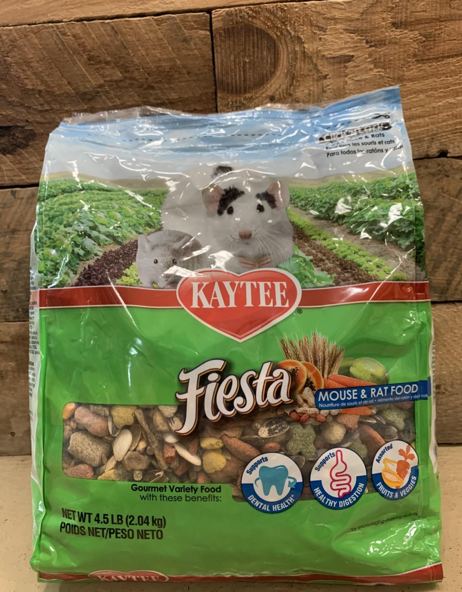 KAYTEE 4.5 LB. FIESTA MAX MOUSE/RAT
