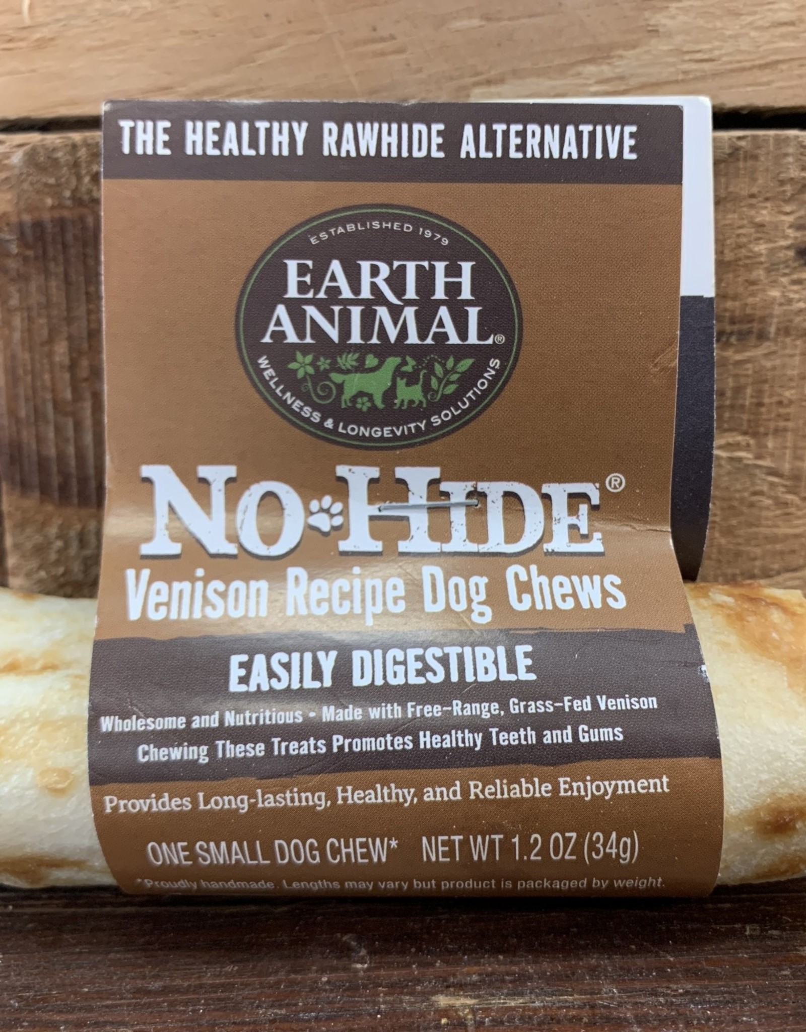 Earth animal no hide Venison 4 in