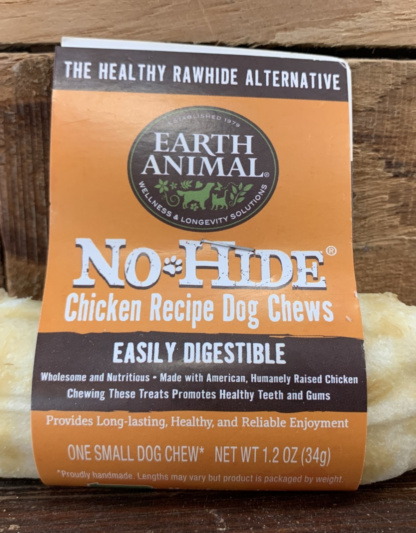 Earth animal no hide chicken 4 in