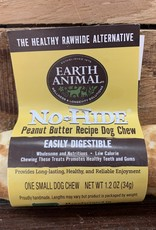 Earth animal no hide peanut butter 4 in