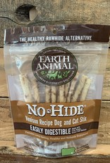 EARTH ANIMAL DOG NO HIDE 10 pk stix VENISON