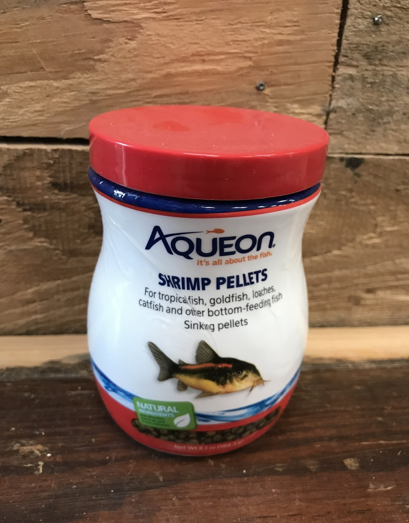 Aqueon Aqueon 6.5 OZ. SHRIMP PELLETS