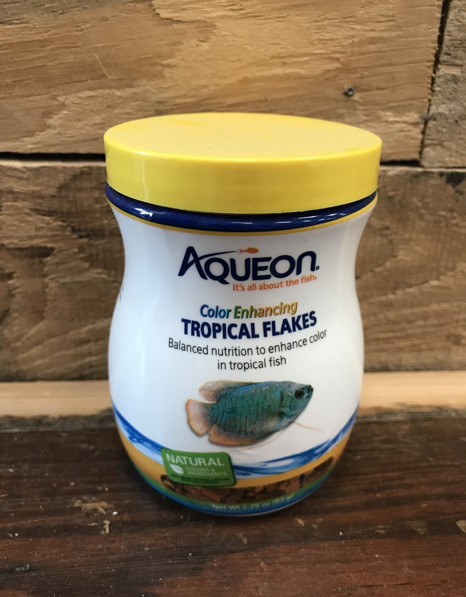 Aqueon Aqueon Tropical Color Flakes 2.29oz