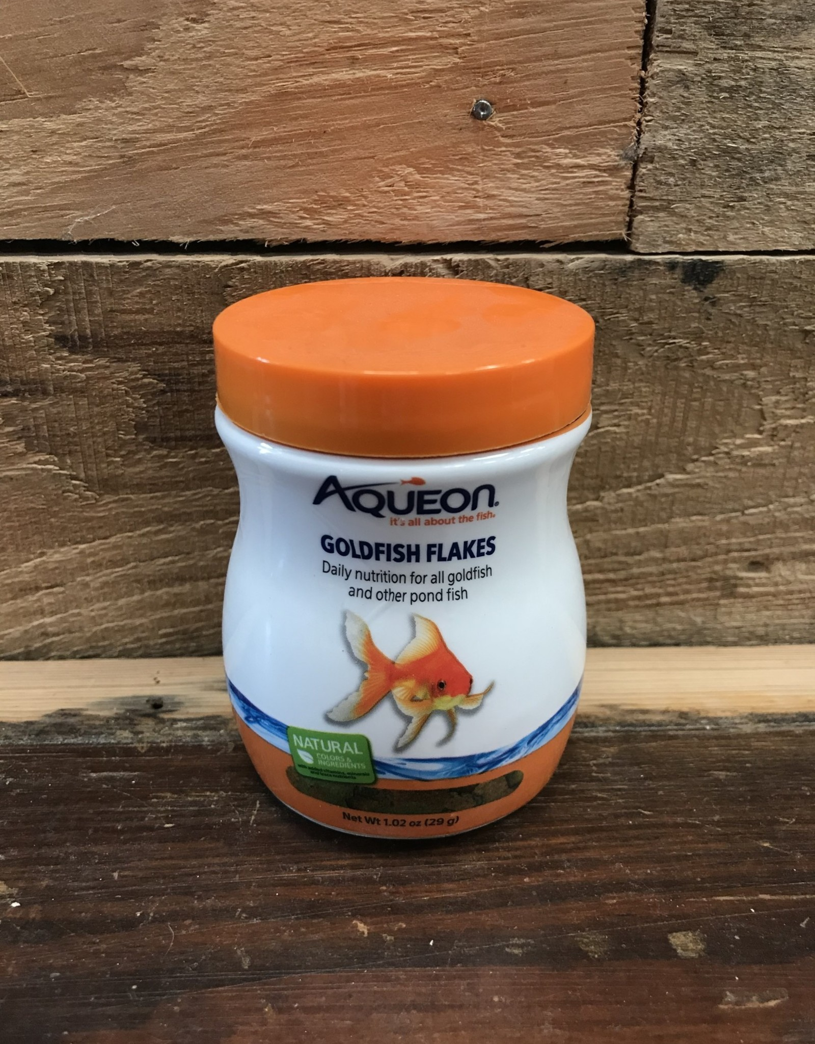 Aqueon Aqueon GOLDFISH FLAKE 1.02oz