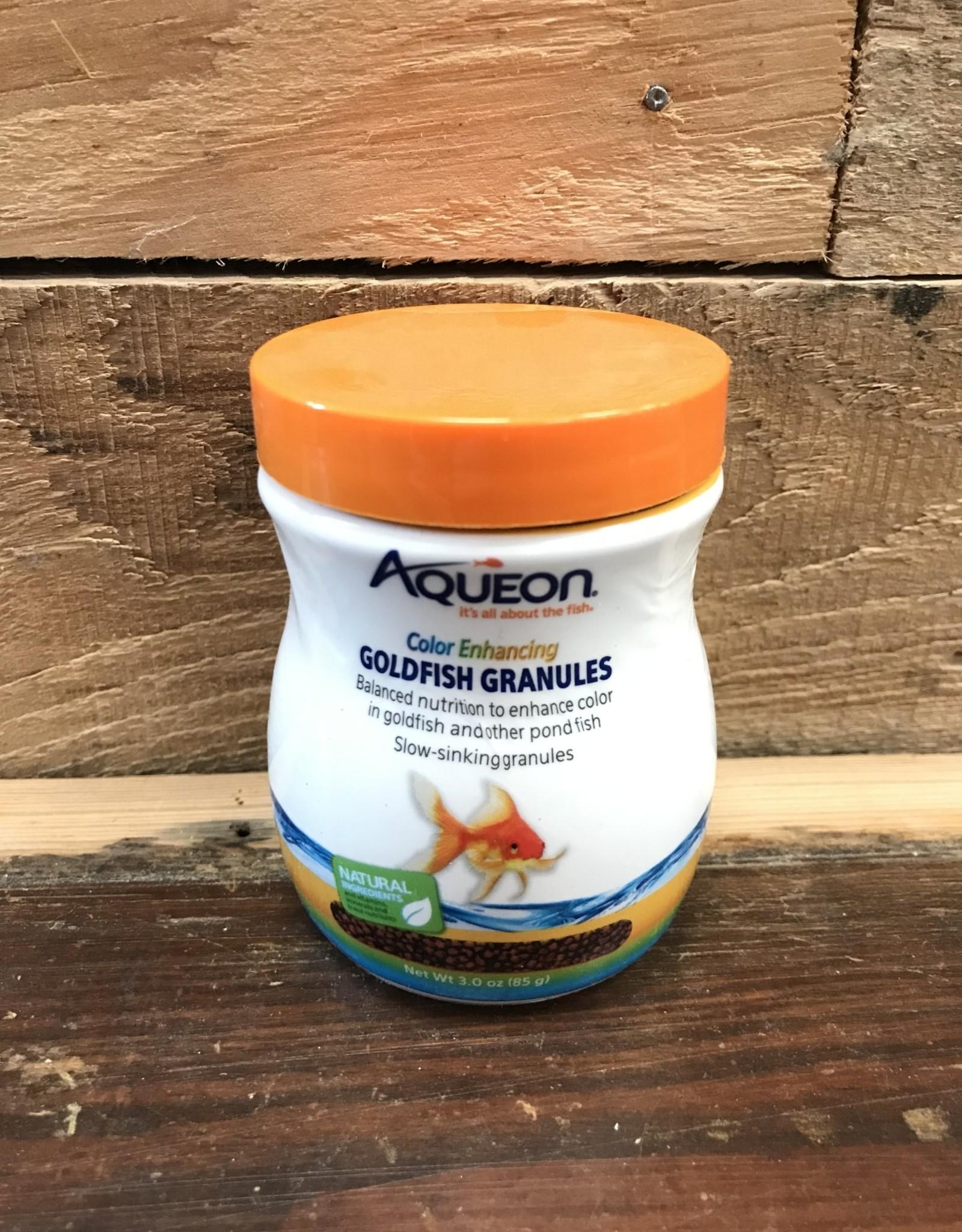 Aqueon Aqueon  Goldfish Color Granules 3 oz.