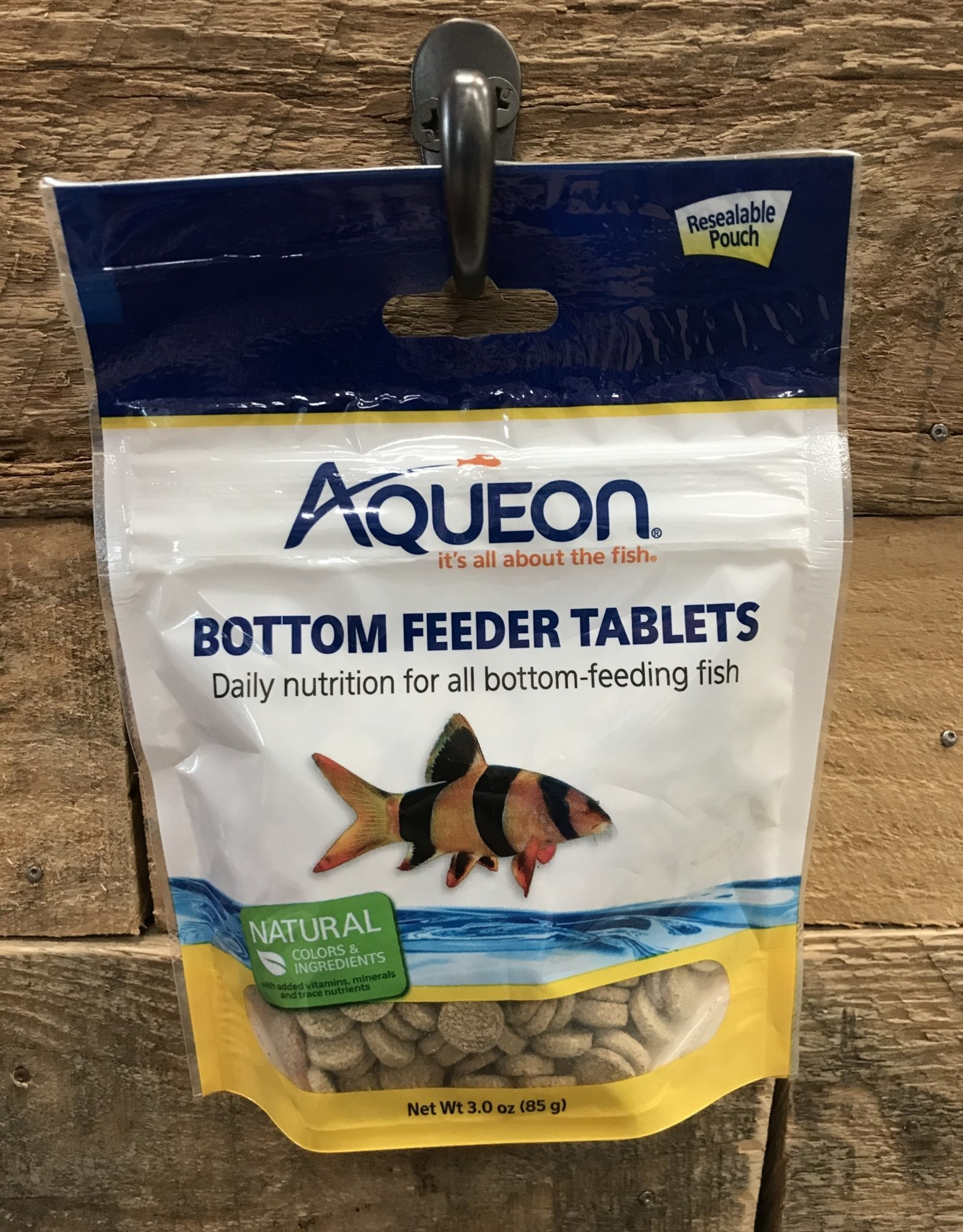 Aqueon Aqueon 3 OZ. BOTTOM FEEDER TABLETS - POUCH