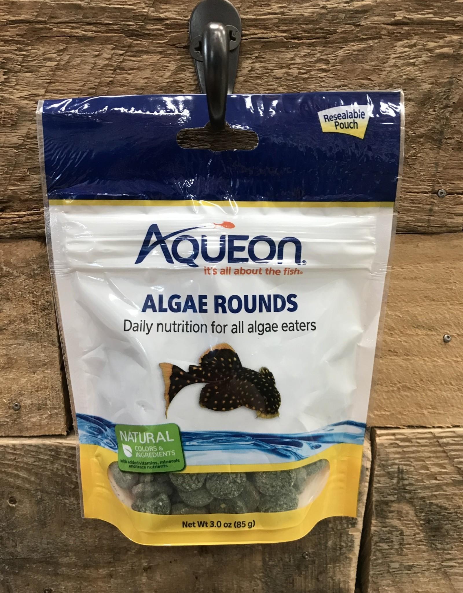 Aqueon Aqueon 3 OZ. ALGAE ROUNDS - POUCH
