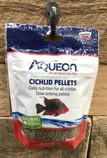 Aqueon Aqueon Cichlid Med Pellets Pouch 4 oz.