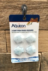 Aqueon Aqueon 4 PK. 3 DAY FISH FOOD FEEDER