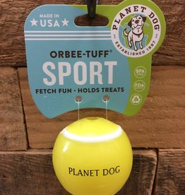 Outward Hound - Planet dog Planet Dog Tennis Ball Made in USA