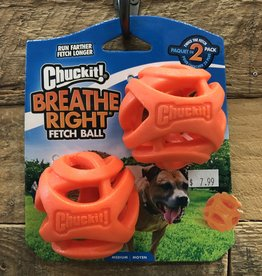 ChuckIt Chuck it Breathe Right Ball Med.