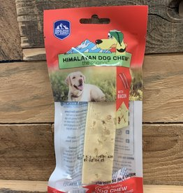 Himalayan Dog Chew Himalayan Dog Bacon Chew Large 3.3OZ