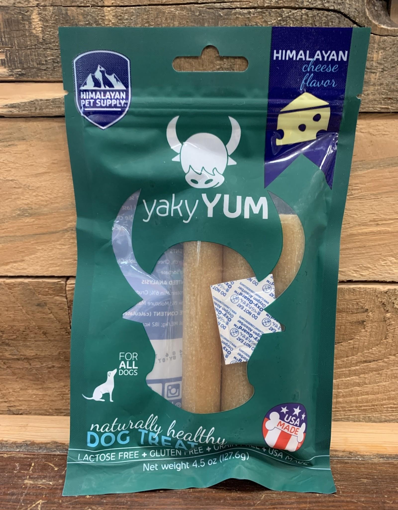 Himalayan Dog Chew Himalayan Yaky Yum - cheese