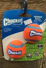 ChuckIt CHUCK IT 2 PK. MINI TENNIS BALLS