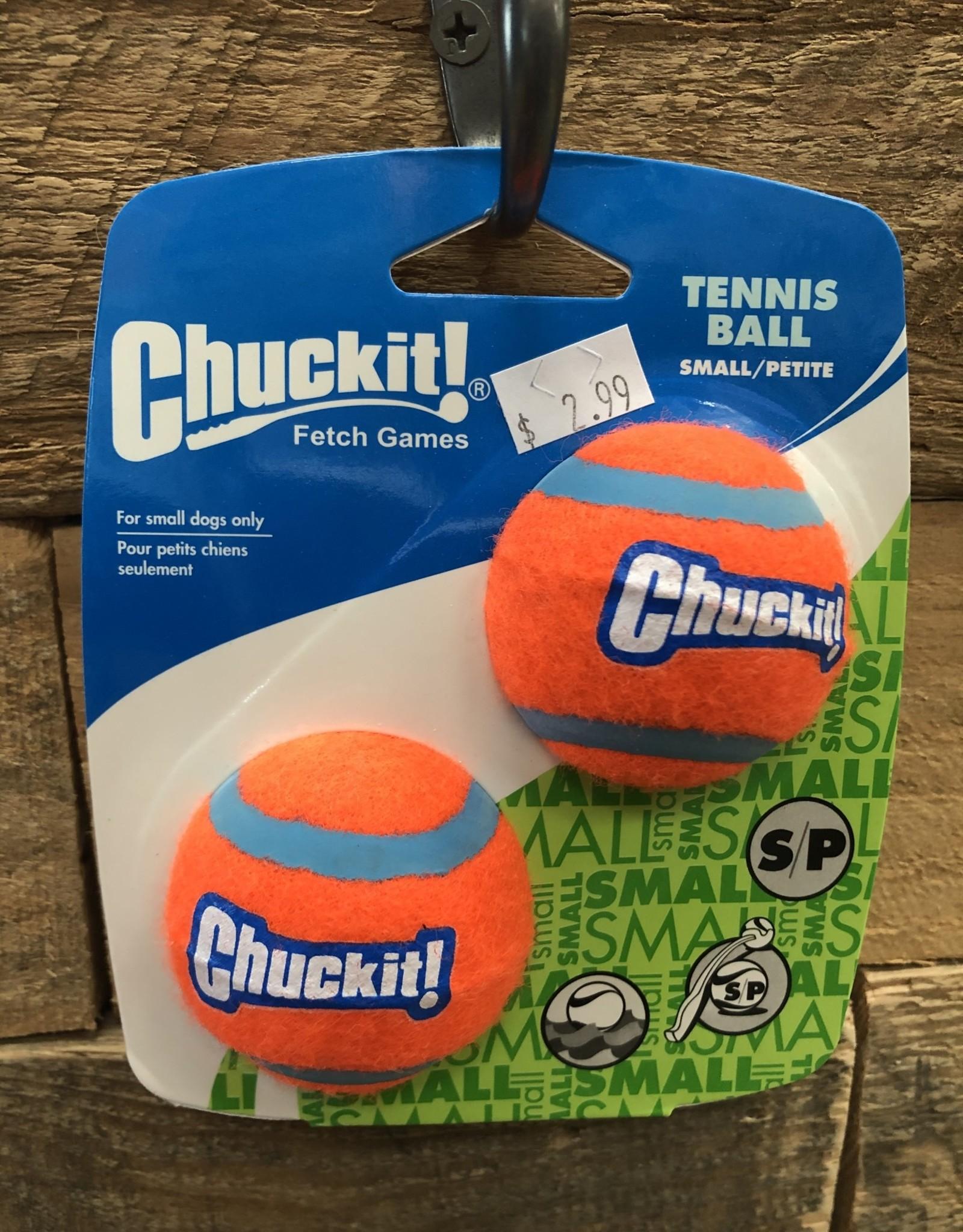 ChuckIt Chuckit! Tennis Balls 2 Pk. Mini