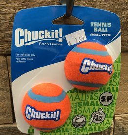 ChuckIt CHUCK IT 2 PK. MINI TENNIS BALLS