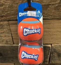 ChuckIt CHUCK IT 2 PK. TENNIS BALLS
