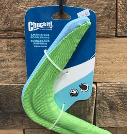 ChuckIt CHUCK IT MEDIUM AMPHIBIOUS BOOMERANG