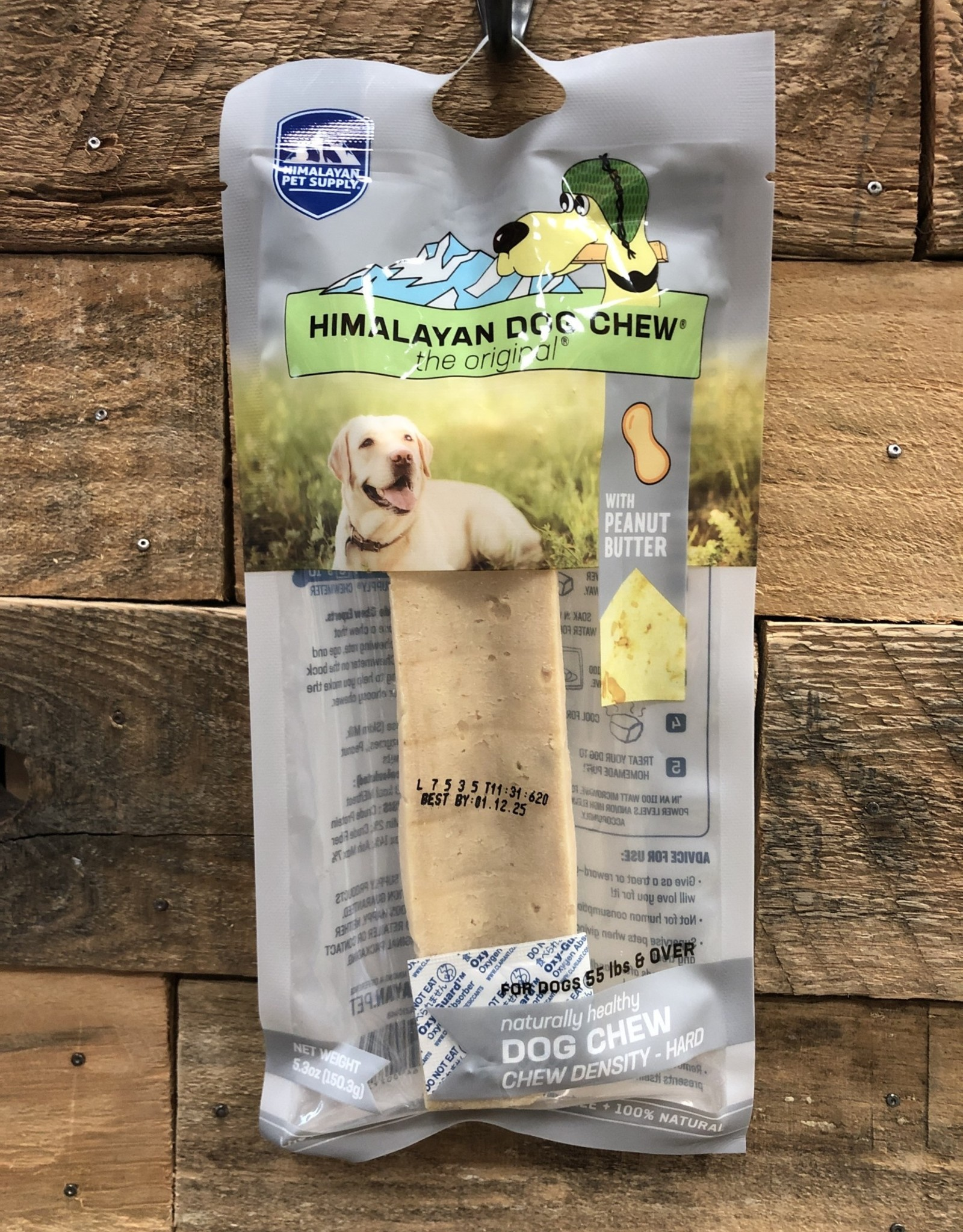 Himalayan Dog Chew Himalayan Dog Peanut Butter XLG 5.3OZ