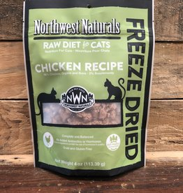 Northwest Naturals Food Freeze Dried Chicken 4 OZ cat