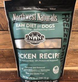 Northwest Naturals Food Freeze dried Chicken 12oz