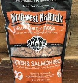 Northwest Naturals Frozen Chicken/Salmon 6#