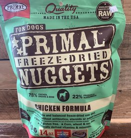 Primal Freeze-Dried Chicken Nuggets 14 oz