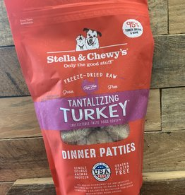 Stella & Chewys FD 14oz  Tantilizing turkey DOG