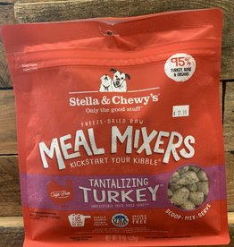 Stella & Chewys FD 8oz Tantalizing Turkey dog