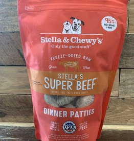Stella & Chewys FD14 oz SUPER BEEF DINNER dog