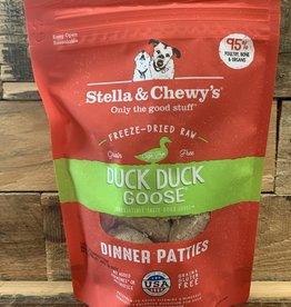 Stella & Chewys FD 5.5 ozDUCK-DUCK-GOOSE DINNER