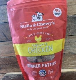 Stella & Chewys Freeze Dried Chewy's Chicken Dog 14oz