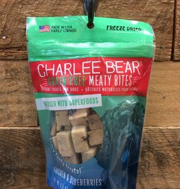 Charlie Bear Farms Charlee Bear Meaty Bites - Chicken w/ Blueberries 2.5 oz