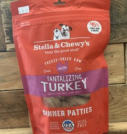Stella & Chewys FD 5.5 oz Tantalizing TurkEy dog