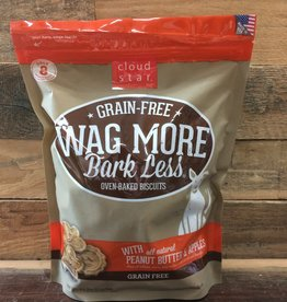 Cloud Star Cloud star Wag more 2.5#  GF baked P&B Apple treat