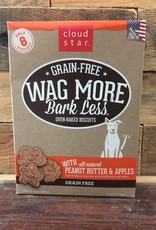 Cloud Star Cloud Star wag more 14oz GF baked PB&apple treat