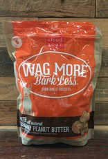 Cloud Star Cloud Star Wag More Oven Baked Peanut Butter3#