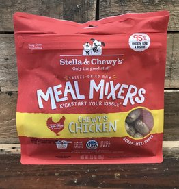 Stella & Chewys FD 3.2 oz Chicken Meal Mixer dog