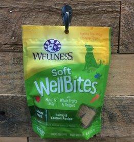 Wellness Wellness wellbites lamb/salmon dog 6oz